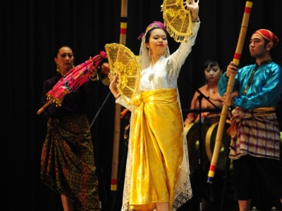 Folkmoot Festival: an international presence
