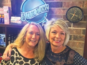 Creating a community at the Blue Moon Salon
