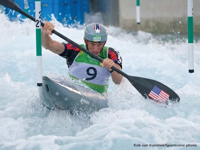Dreaming of Toyko: Following competition in Rio, NOC paddler sets sights on 2020 Olympic medal