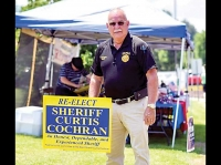 Cochran to continue as Swain sheriff