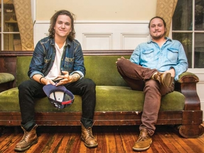 Hand-me-down reasons: The DuPont Brothers return to Waynesville