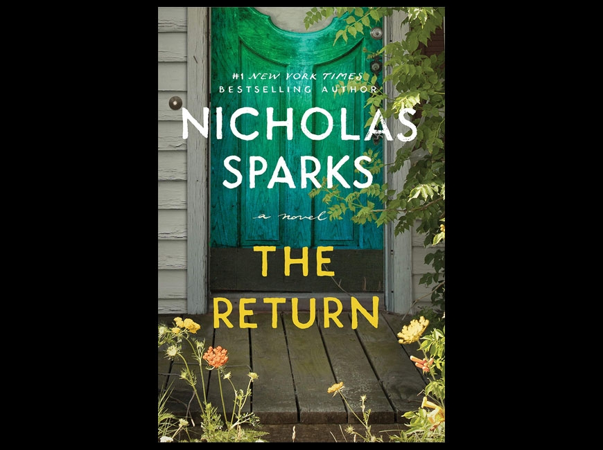 Taking a vacation with Nicholas Sparks