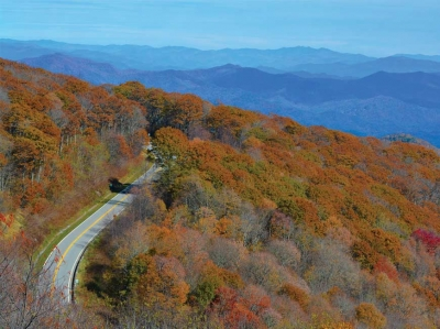The allure of the Cherohala Skyway