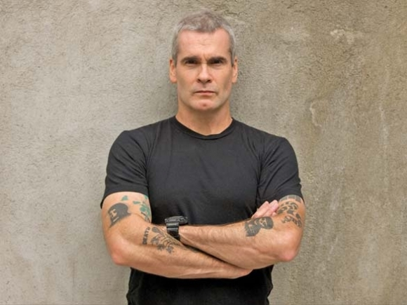 The end of silence: A conversation with Henry Rollins