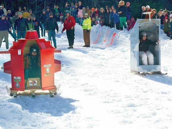 Outhouse Race returns to Sapphire Valley