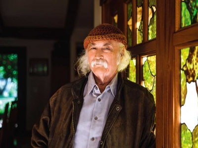 David Crosby. Anna Webber