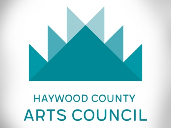 New logo for Haywood Arts Council