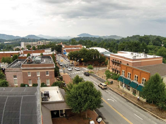 Waynesville takes steps to address gender balance, pay