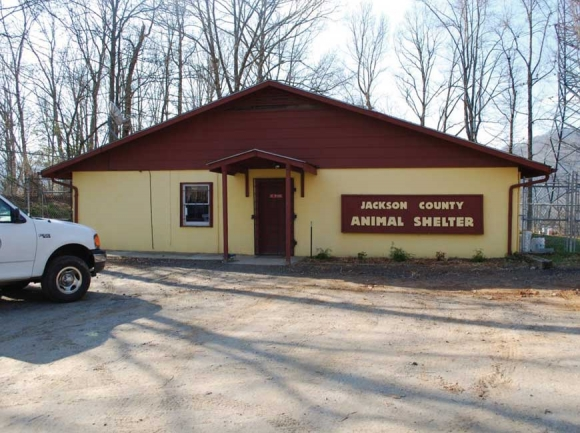 Jackson County's 40-year-old animal shelter building is in sore need of replacement. SMN photo