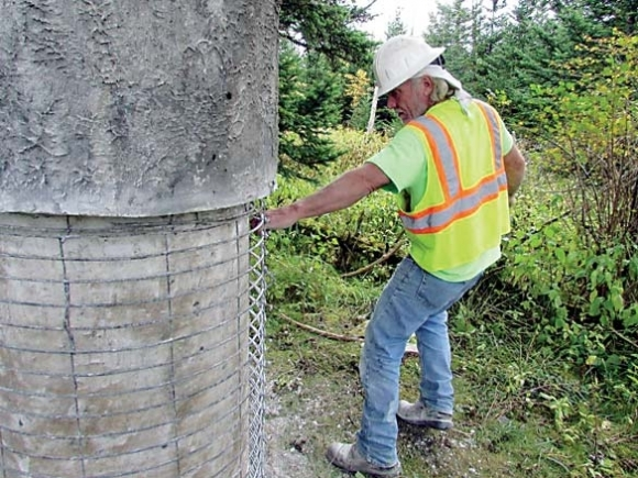 Rehabilitation almost done at Clingmans Dome
