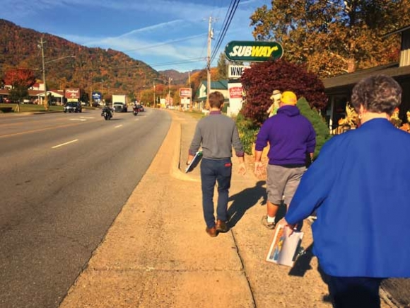 Maggie Valley seeks input on pedestrian, bicycle plan