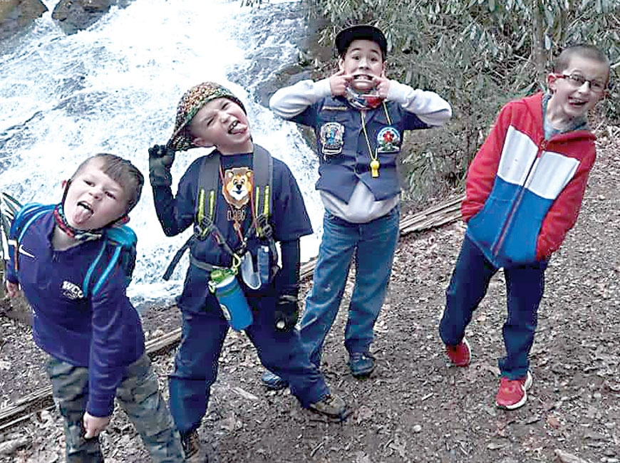 Cub Scouts seeking new members