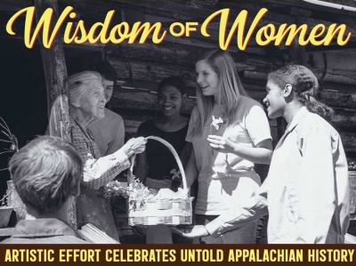 Telling Appalachia's untold stories: Artistic effort aims to celebrate the female side of history