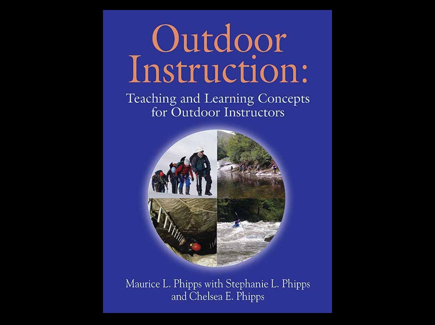 WCU professor releases outdoor instruction book