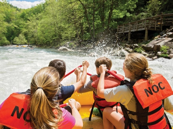 Outdoor adventures reopen in WNC