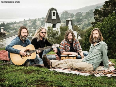 If you lived here, you'd be home by now: A conversation with Chris Robinson