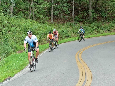 Cycle Western North Carolina