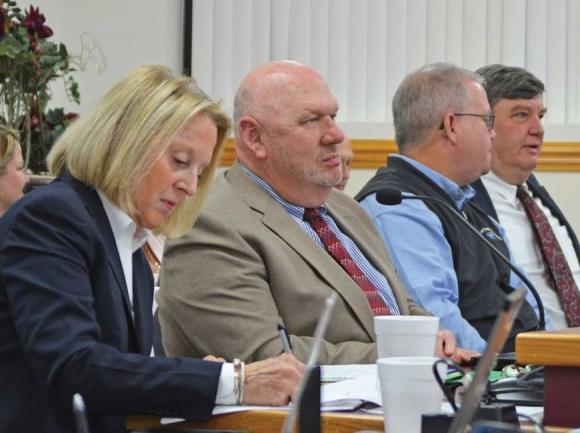 Haywood School Board corrects Open Meetings Law violation