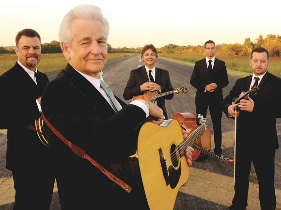 Don't stop the music: A conversation with Del McCoury
