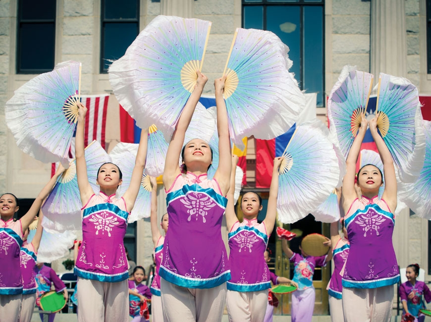 New director takes reins at Folkmoot