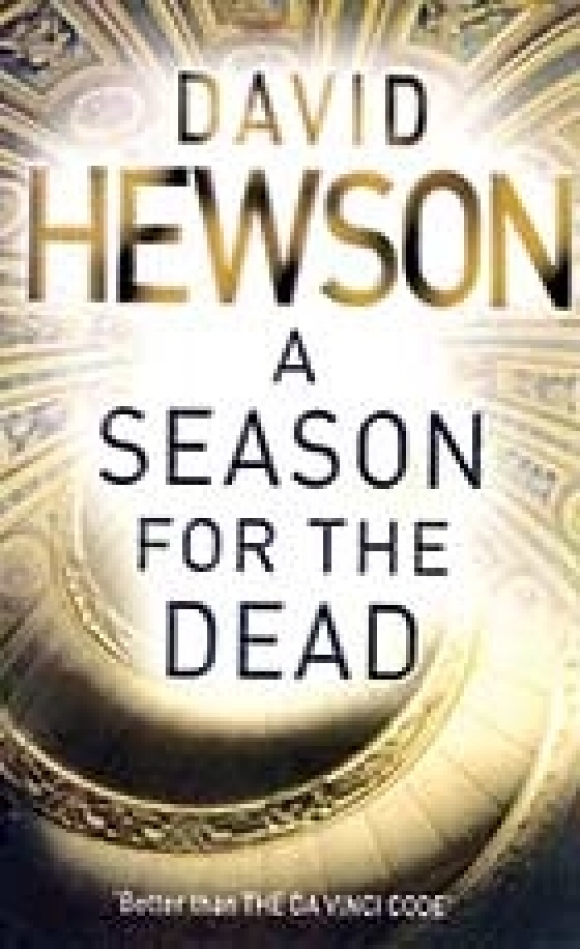 Hewson's mysteries should come with a warning