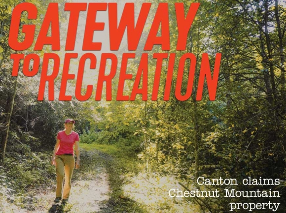 Gateway to recreation: Canton begins planning for 448-acre outdoor park