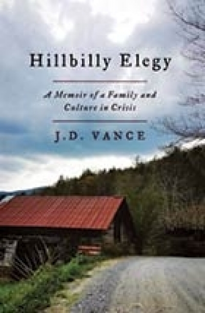 Hillbilly Elegy author can't shake the label