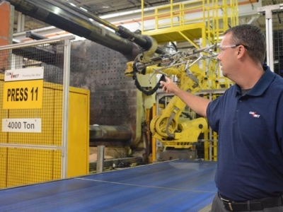 ConMet closes in Bryson City: Canton plant to absorb many employees