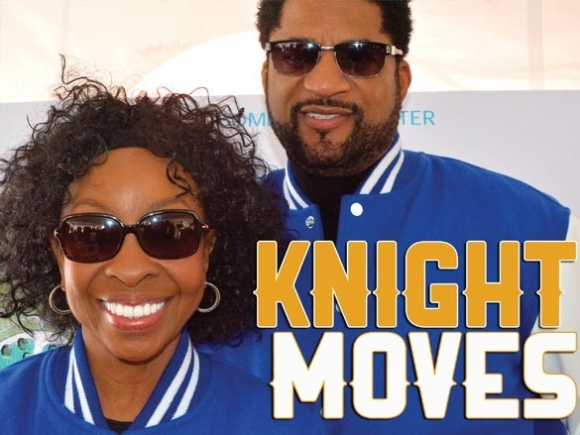 Gladys Knight, husband announce Canton community center