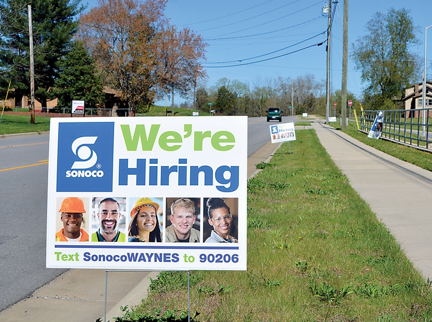 Prosperity brings expansion, incentives for Haywood businesses