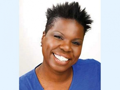 Leslie Jones at Harrah's