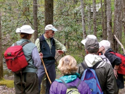 Catalyst for adventure: Field school instructors reflect on three decades in the Smokies