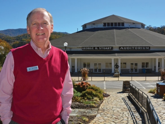 Transformation continues at Lake Junaluska