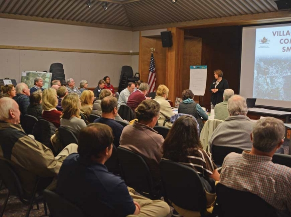 Visioning Cashiers' future: Planning process kicks off for mountain community