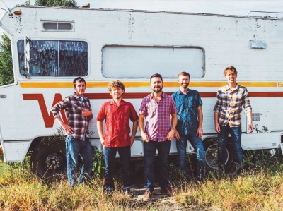 Asheville-based bluegrass/old-time music act Fireside Collective will play May 19 in Sylva.