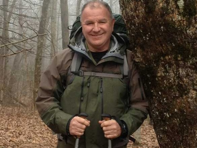 Hiking for Hope: Robbinsville man raises $70,000 for children with A.T. hike