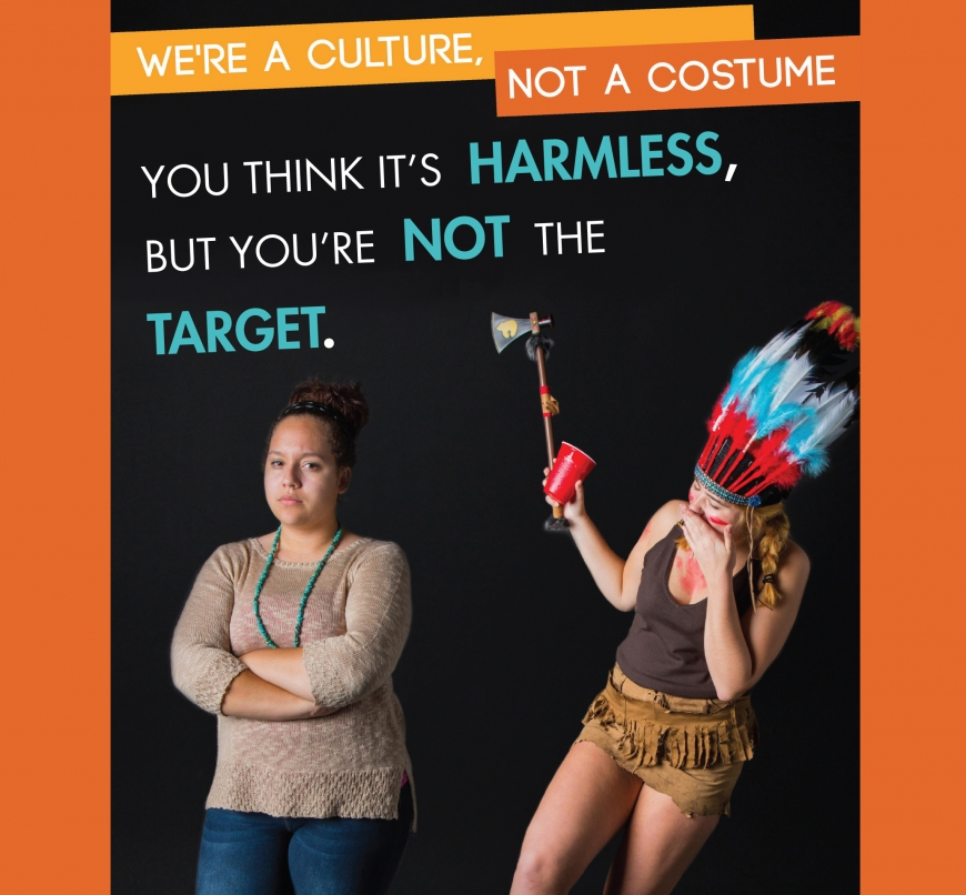 Native American Culture is Not a Costume