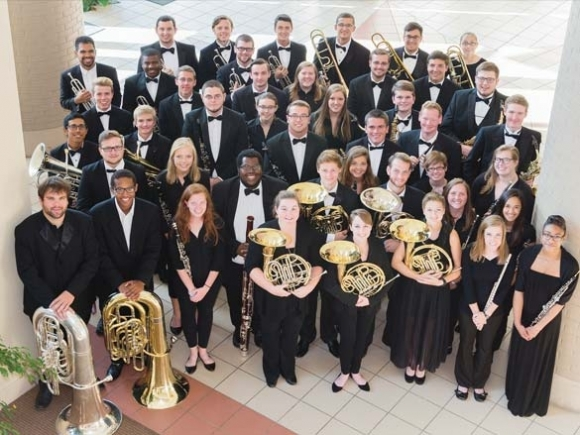 Wind Ensemble to premiere new symphony