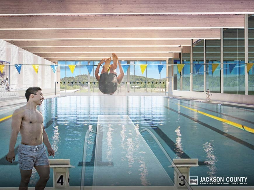 Architectural contract approved for Jackson pool