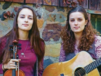 Appalachian duo in Andrews