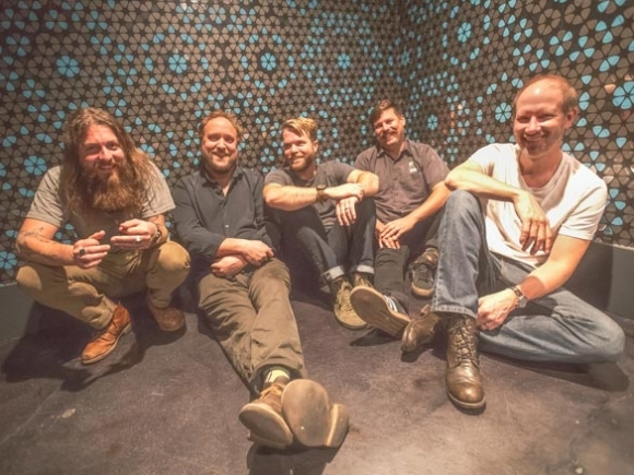 Shouted, Written Down & Quoted: Paul Hoffman of Greensky Bluegrass