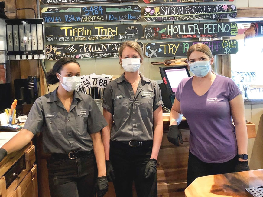 Jackson businesses find their place in the post-pandemic world