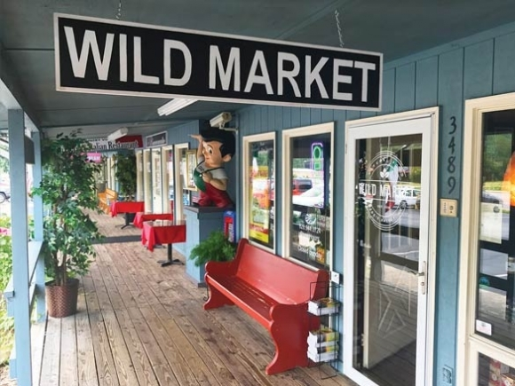Wild Market offers natural solutions