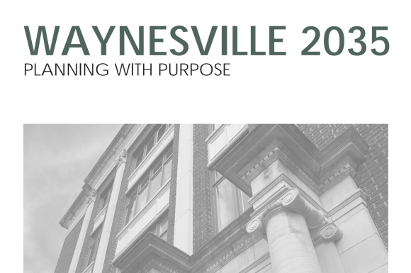 Waynesville's proposed comprehensive plan is available for viewing on the town's website.