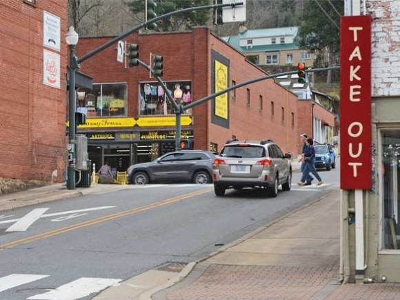 Sylva to vote on funding for Mill Street lane reduction