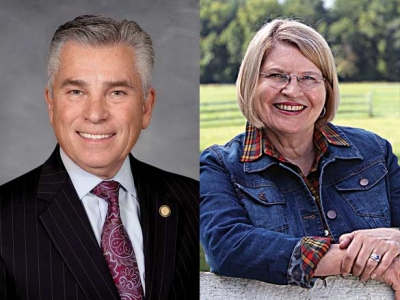 Hipps and Davis race once more for Senate seat