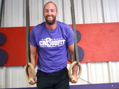 Pushing the boundaries with the power of CrossFit