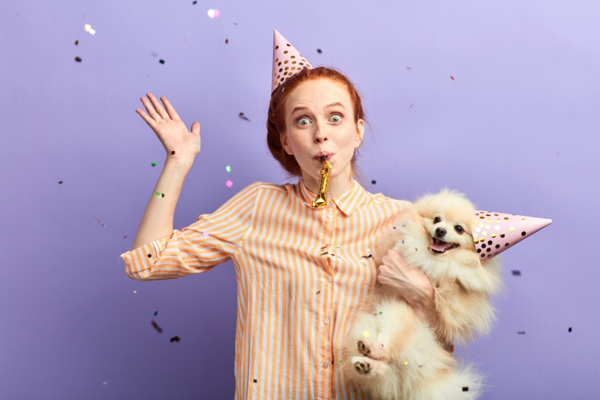 How To Throw Your Pooch A Party