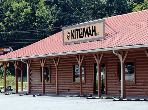 Kituwah LLC's offices are located on U.S. 441 across from Waffle House. Holly Kays photo