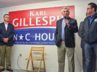 Gillespie keeps far-west house seat in GOP hands